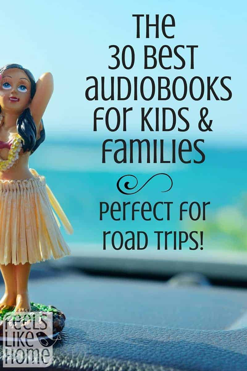 The 30 Best Audiobooks For Kids And Families